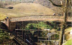 Ponte arco - Travi traliccio TTR carichi elevati grandi luci - TR Toscana